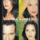 The Corrs - Talk On Corners Special Edition C10 Cassette Tape