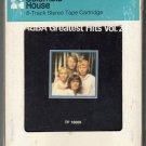 ABBA - Greatest Hits Vol II 1979 CRC A36 8-track tape