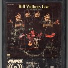 Bill Withers - Live At Carnegie Hall 1973 AMPEX C/O A36 8-track tape