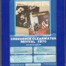 Creedence Clearwater Revival - 1970 Cosmos + Pendulum 1978 GRT FANTASY T6 8-track tape