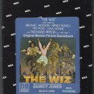 The Wiz - Original Motion Picture Soundtrack 1978 MCA AC1 8-track tape
