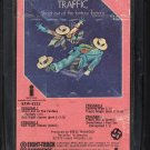 Traffic - The Low Spark Of High Heeled Boys 1971 ISLAND A36 8-track tape