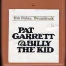 Bob Dylan - Pat Garrett & Billy The Kid Soundtrack 1973 CBS TC8 AC5 8-track tape