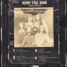 Henry Paul Band - Grey Ghost 1979 ATLANTIC A44 8-track tape