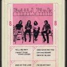 Frigid Pink - Frigid Pink 1970 Debut AMPEX PARROT A44 8-track tape