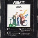 ABBA - The Album 1977 ATLANTIC AC4 8-track tape