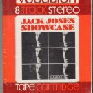 Jack Jones - Showcase 196? VOCALION Sealed A47 8-track tape