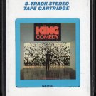 The King Of Comedy - Original Motion Picture Soundtrack 1983 CRC AC4 8-track tape