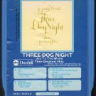 Three Dog Night - Joy To The World Their Greatest Hits 1974 GRT ABC AC1 8-track tape