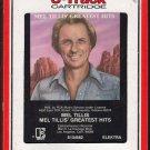 Mel Tillis - Mel Tillis' Greatest Hits 1982 RCA AC4 8-track tape