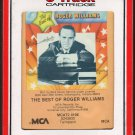 Roger Williams - The Best Of Roger Williams 1976 RCA AC4 8-track tape