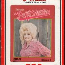 Dolly Parton - The Best Of Dolly Parton 1975 RCA A25 8-track tape