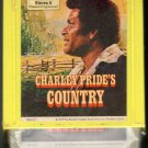 Charley Pride - Charley Pride's Country 1979 READERS DIGEST 3pk set Sealed AC4 8-track tape