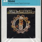 Bachman-Turner Overdrive - Four Wheel Drive 1975 CRC Sealed A25 8-track tape