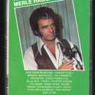 Merle Haggard - The Best Of The Best 1975 CAPITOL C5 Cassette Tape