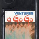 The Ventures - Ventures 'a Go Go 1965 LIBERTY A2 8-track tape