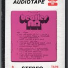 The Beatles - Beatles Greatest Alpha-Omega Vol 1 Tape 4 1972 AUDIOTAPE BLK/PNK Cart AC4 8-track tape