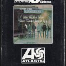 Stephen Stills - Manassas 1972 Debut ATLANTIC AMPEX Double Play AC2 8-track tape