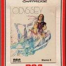 Odyssey - Odyssey 1977 Debut RCA AC1 8-track tape