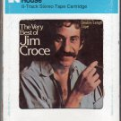 Jim Croce - The Very Best Of Jim Croce 1979 CRC LIFESONG A28 8-track tape