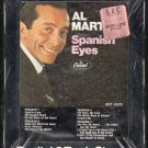 Al Martino - Spanish Eyes 1966 CAPITOL Re-issue Sealed AC1 8-track tape