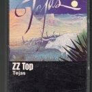 ZZ Top - Tejas 1976 WB C9 Cassette Tape