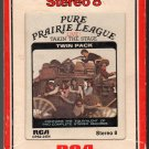 Pure Prairie League - LIVE Takin' The Stage 1977 RCA AC3 8-track tape
