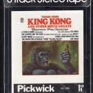 Birchwood Pops Orchestra - Theme From King Kong Other Movies 1976 PICKWICK Sealed AC3 8-track tape