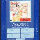 Al Stewart - Year Of The Cat 1976 GRT ABBEY STUDIOS 8-track tape