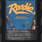 Roadie - Original Motion Picture Soundtrack 1980 WB AC2 8-track tape