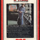 Tom T  Hall - New Train Same Rider 1978 RCA A17A 8-track tape