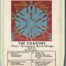 The Coasters - Their Greatest Recordings 1971 ATCO A17A 8-track tape