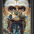 Michael Jackson - Dangerous 1991 EPIC C10 Cassette Tape