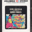 Elvis Costello And The Attractions - Armed Forces 1978 CBS AC2 8-track tape