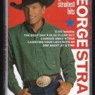George Strait - Latest Greatest Straitest Hits 2000 MCA C7 Cassette Tape