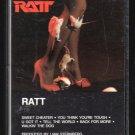Ratt - Ratt 1983 WB C9 Cassette Tape
