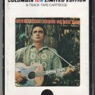 Johnny Cash - Songs Of Our Soil 1958 CBS Re-issue 8-track tape