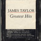 James Taylor - Greatest Hits 1976 WB A18F 8-track tape