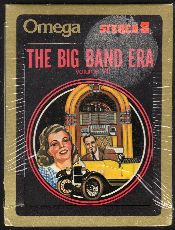 The Big Band Era - Volume VII 1978 OMEGA 8-track tape