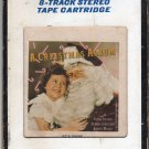 Christmas Album -Various Artists 1984 CRC A19C 8-track tape