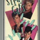 Stray Cats - Blast Off 1989 EMI CAPITOL C9 Cassette Tape