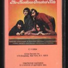 The Monkees - The Monkees Greatest Hits 1972 ARISTA C9 Cassette Tape
