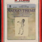 Nadia's Theme - From The Young and The Restless 1976 RCA A&M Sealed A21B 8-track tape