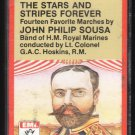 John Philip Sousa - The Stars And Stripes Forever 1983 CAPITOL C9 Cassette Tape