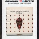 The New York Rock Ensemble - Roll Over 1971 CBS C/O A51 8-track tape