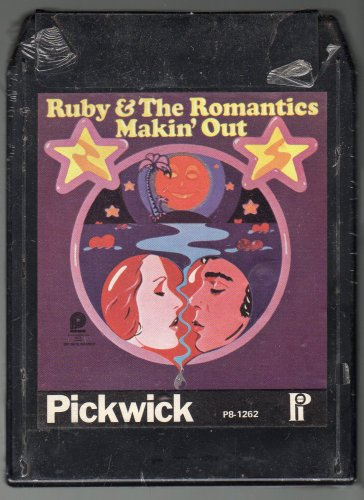 Ruby & The Romantics - Makin' Out 1976 PICKWICK Sealed 8-track tape
