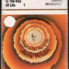 Stevie Wonder - Songs In The Key Of Life Vol I 1976 EMI MOTOWN UK Sealed A20R 8-track tape