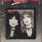 Heart - Bebe Le Strange 1980 EPIC A12 8-track tape
