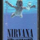 Nirvana - Nevermind 1991 GEFFEN C12M Cassette Tape