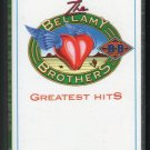 The Bellamy Brothers - Greatest Hits 1982 MCA Re-issue C10 Cassette Tape